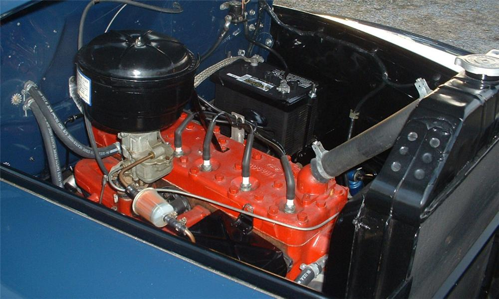 1950 FORD PICKUP - Engine - 40059