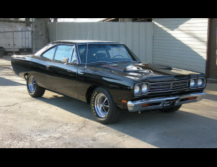 1969 PLYMOUTH ROAD RUNNER 2 DOOR HARDTOP HEMI RE-CREATION -  - 40065