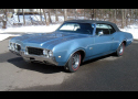 1969 OLDSMOBILE 442 CONVERTIBLE -  - 40067