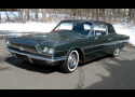 1966 FORD THUNDERBIRD LANDAU COUPE -  - 40070