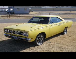1969 PLYMOUTH ROAD RUNNER 2 DOOR HARDTOP -  - 40076