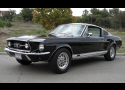 1967 FORD MUSTANG FASTBACK -  - 40077
