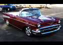 1957 CHEVROLET BEL AIR CUSTOM CONVERTIBLE -  - 40086