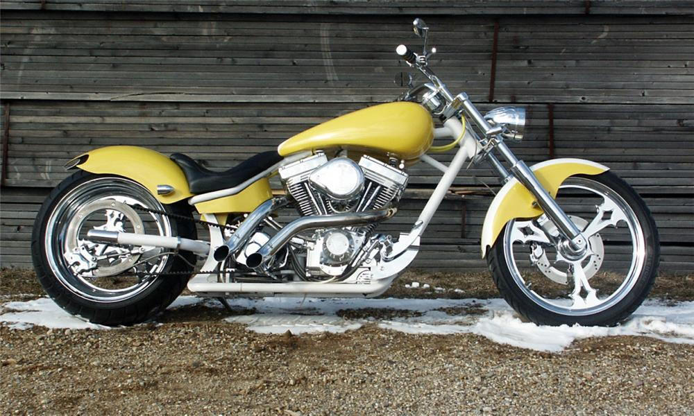 2005 LEGENDS PREMIER SPORT CHOPPER - Side Profile - 40087