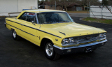 1963 FORD GALAXIE CUSTOM 2 DOOR HARDTOP -  - 40091
