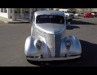1937 FORD COUPE STREET ROD -  - 40094