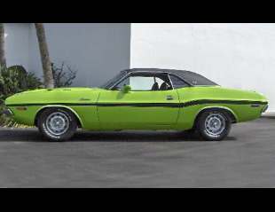 1970 DODGE CHALLENGER SE 2 DOOR COUPE -  - 40096