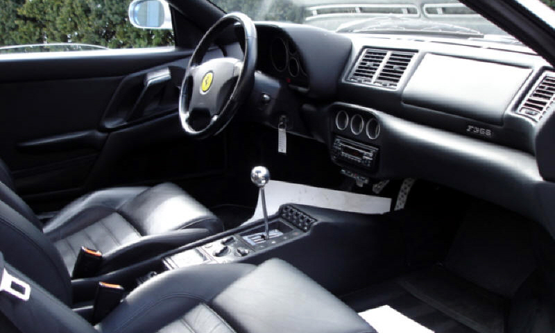 1995 FERRARI 355 SPIDER CONVERTIBLE - Interior - 40100