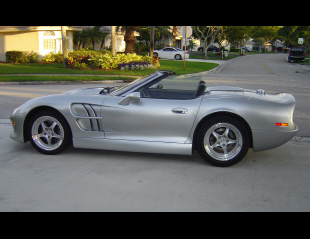 1999 SHELBY SERIES 1 CONVERTIBLE -  - 40101