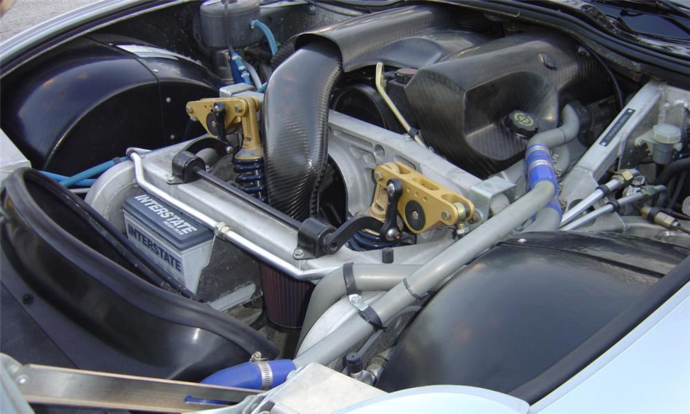 1999 SHELBY SERIES 1 CONVERTIBLE - Engine - 40101