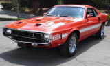 1969 SHELBY GT500 FASTBACK -  - 40102