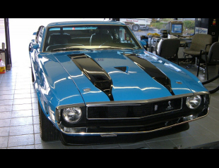 1970 SHELBY GT350 FASTBACK -  - 40103