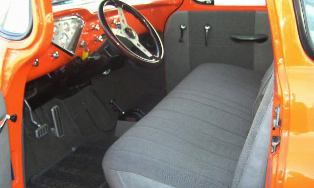1959 CHEVROLET APACHE CUSTOM PICKUP - Interior - 40111