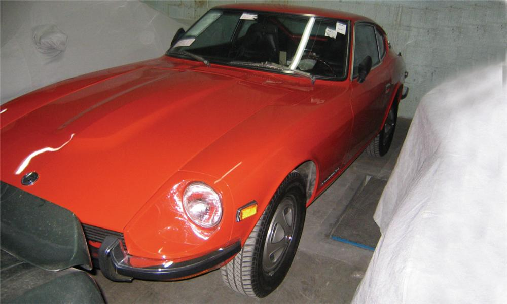 1972 DATSUN 240Z 2 DOOR COUPE - Front 3/4 - 40116