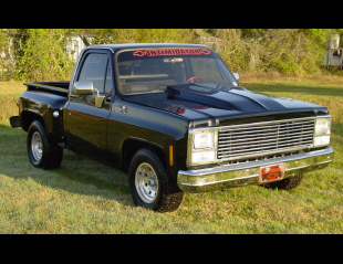 1980 CHEVROLET STEP-SIDE 1/2 TON PICKUP -  - 40118