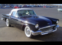 1957 FORD THUNDERBIRD CONVERTIBLE -  - 40125