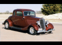 1933 FORD 5 WINDOW COUPE STREET ROD -  - 40131