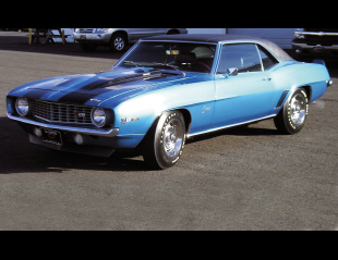 1969 CHEVROLET CAMARO Z/28 CROSS RAM COUPE -  - 40134
