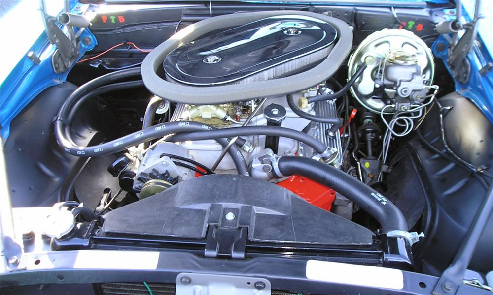 1969 CHEVROLET CAMARO Z/28 CROSS RAM COUPE - Engine - 40134