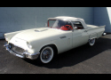 1957 FORD THUNDERBIRD 2 DOOR CONVERTIBLE -  - 40145