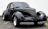 1941 HOLLYWOOD GRAHAM 4 DOOR SEDAN -  - 40148