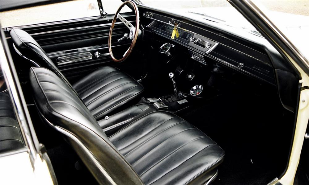 1966 CHEVROLET CHEVELLE SS 396 325HP 4-SPEED - Interior - 40150