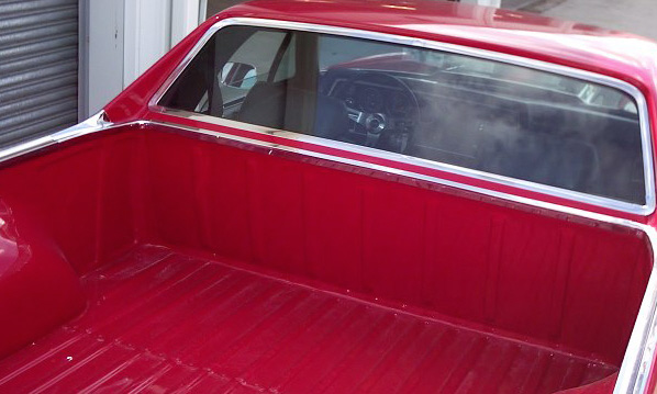 1970 CHEVROLET EL CAMINO SS PICKUP - Rear 3/4 - 40159