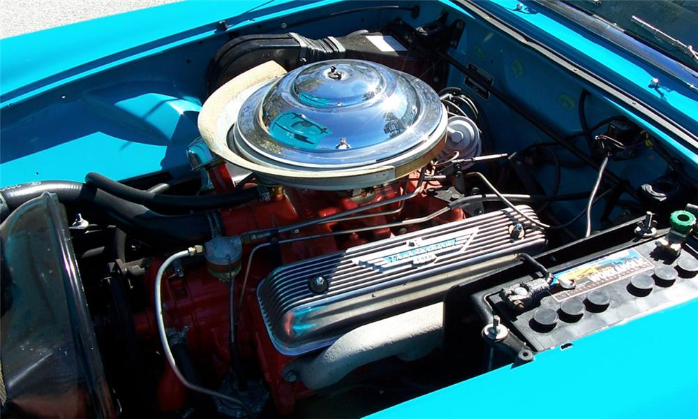 1956 FORD THUNDERBIRD CONVERTIBLE - Engine - 40224