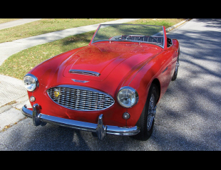 1961 AUSTIN-HEALEY 3000 MARK I CONVERTIBLE -  - 40225