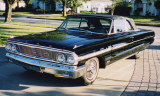 1964 FORD GALAXIE 500 CONVERTIBLE -  - 40228