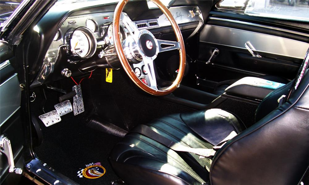 1967 ford mustang eleanor re creation 40234. Black Bedroom Furniture Sets. Home Design Ideas