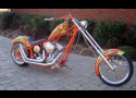 2005 ORANGE COUNTY CHOPPERS T-REX SOFTTAIL CUSTOM MOTORCYCLE -  - 40236