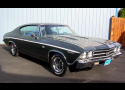 1969 CHEVROLET CHEVELLE COUPE -  - 40239