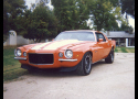 1970 CHEVROLET CAMARO RS COUPE -  - 43045