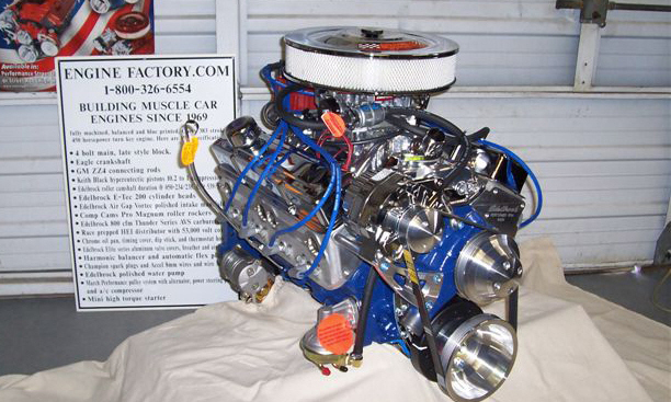 2006 CHEVROLET 383 STROKER ENGINE - Front 3/4 - 43062