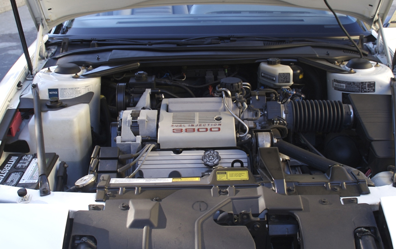1990 BUICK REATTA CONVERTIBLE - Engine - 43246