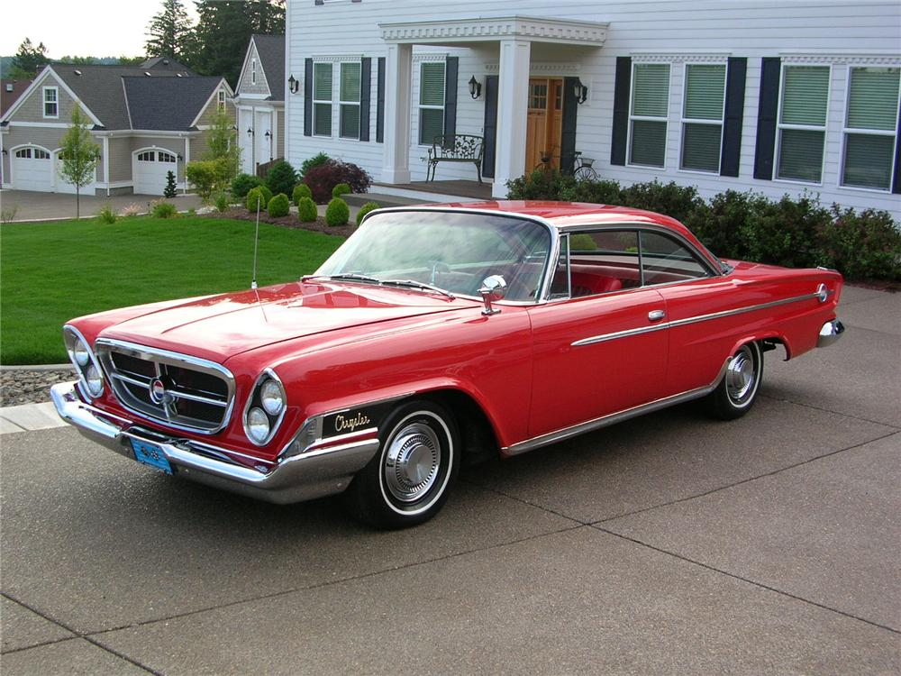1962 Chrysler 300 2 Door Hardtop 43284