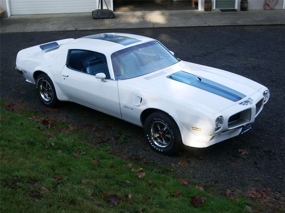1970 PONTIAC TRANS AM COUPE - Misc 1 - 43285