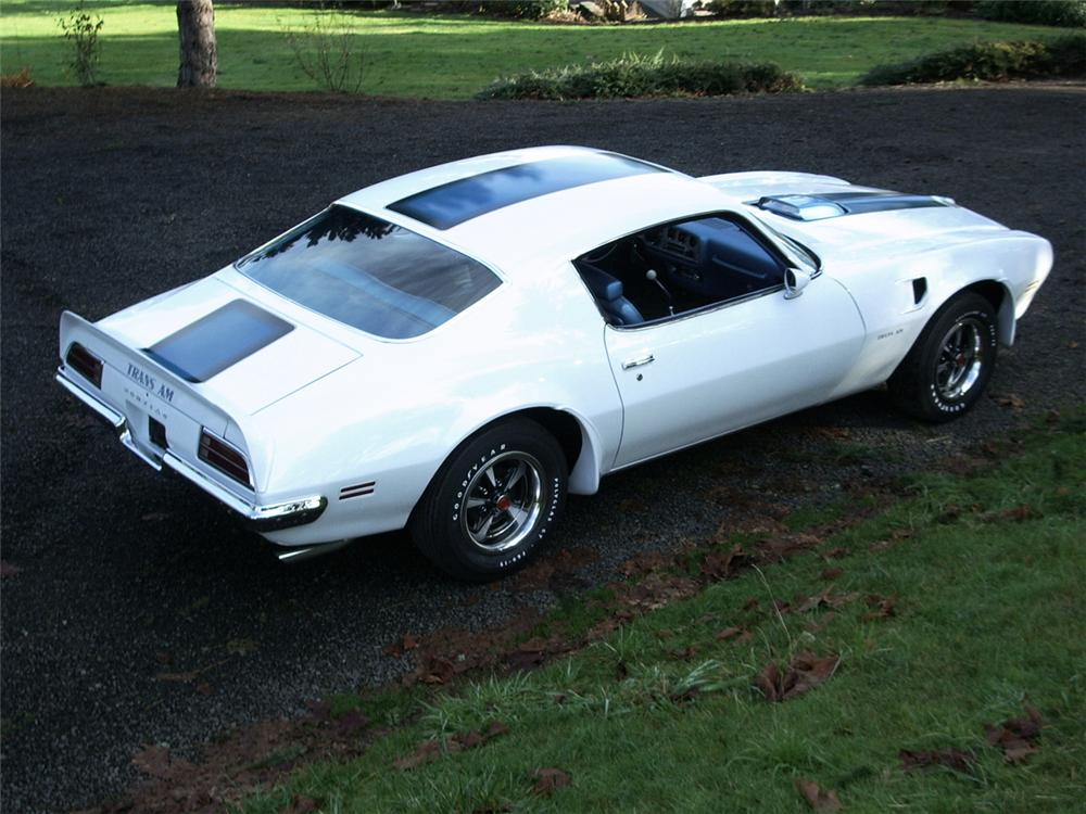 1970 PONTIAC TRANS AM COUPE - Misc 2 - 43285