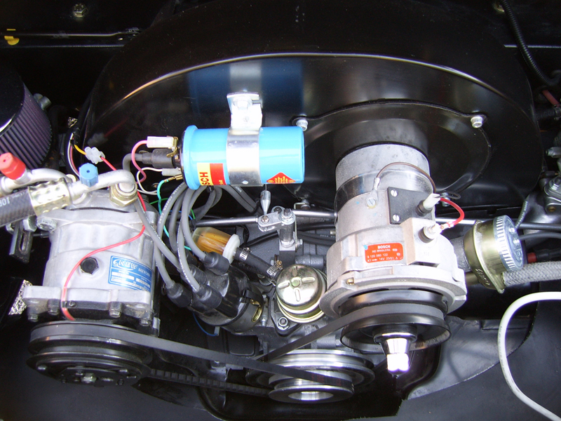 1956 PORSCHE 356 SPEEDSTER RE-CREATION - Engine - 43303
