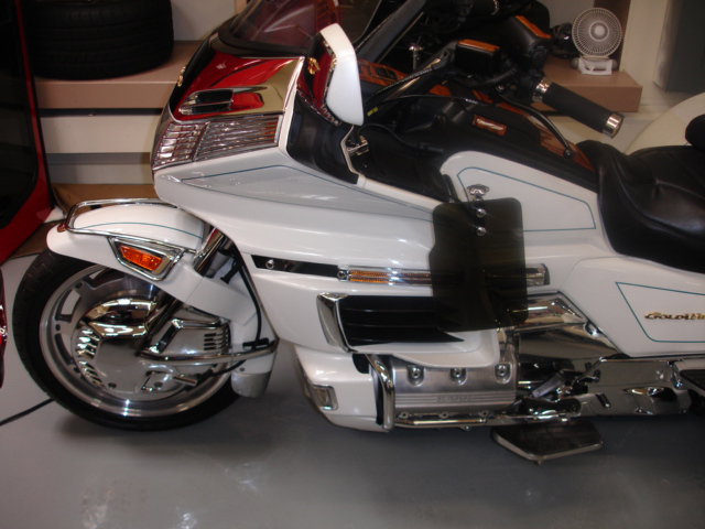 1998 HONDA GOLD WING SE TRIKE - Engine - 43306