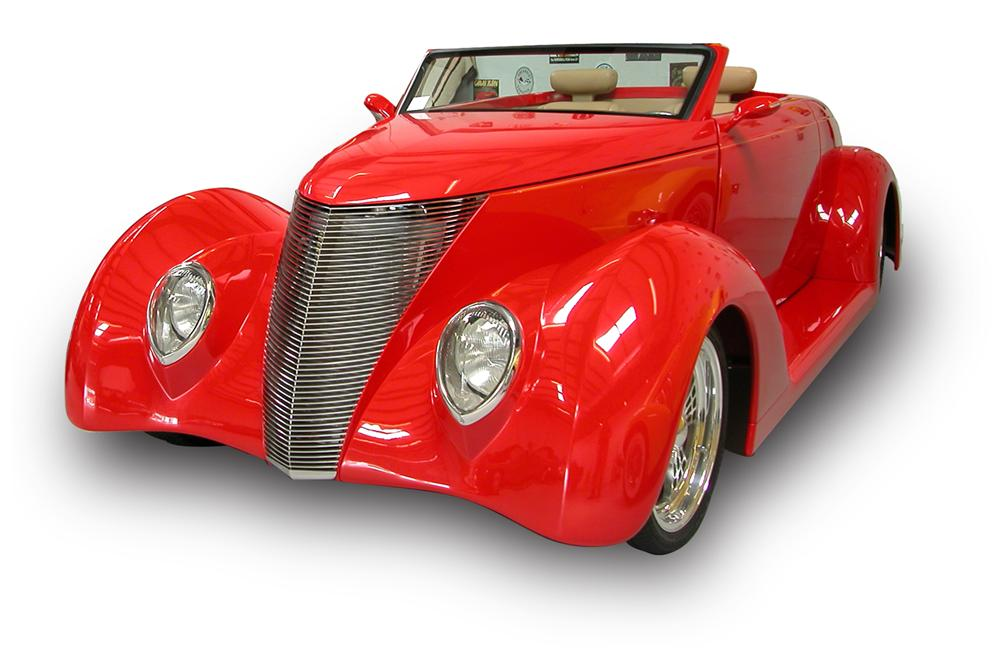 1937 FORD ROADSTER STREET ROD RE-CREATION - Misc 1 - 43313
