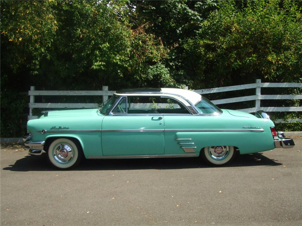 1954 Mercury Sun Valley 2 Door Hardtop 43318