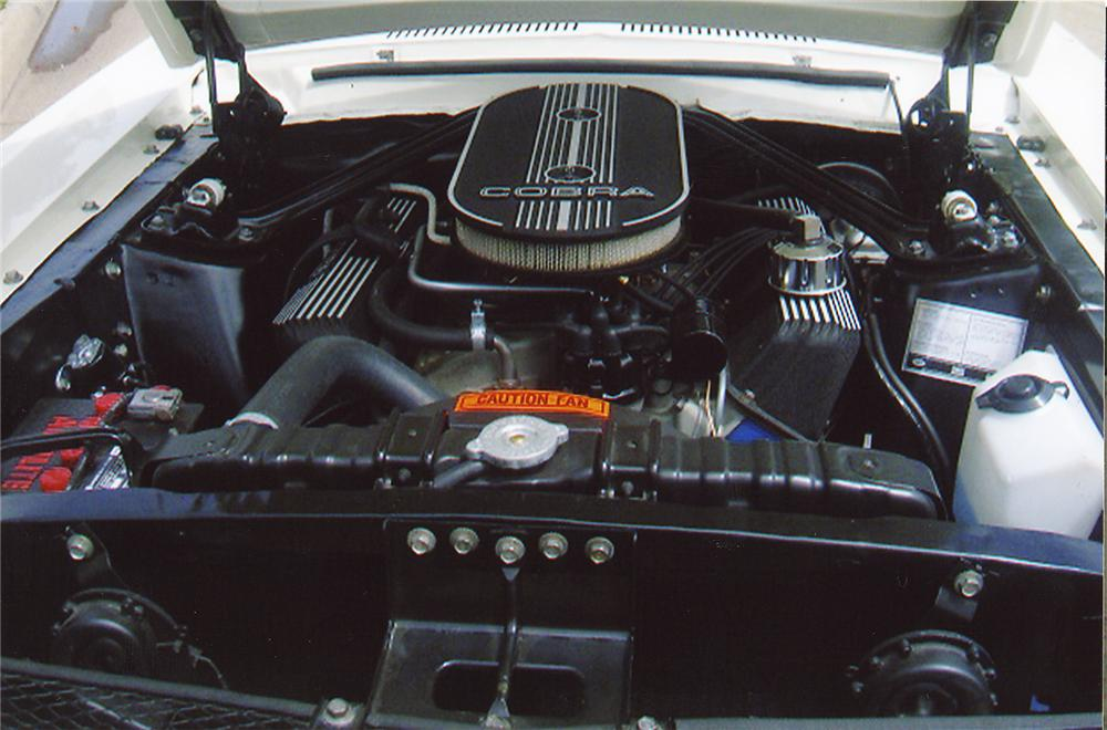 1968 SHELBY GT500 CONVERTIBLE - Engine - 43321