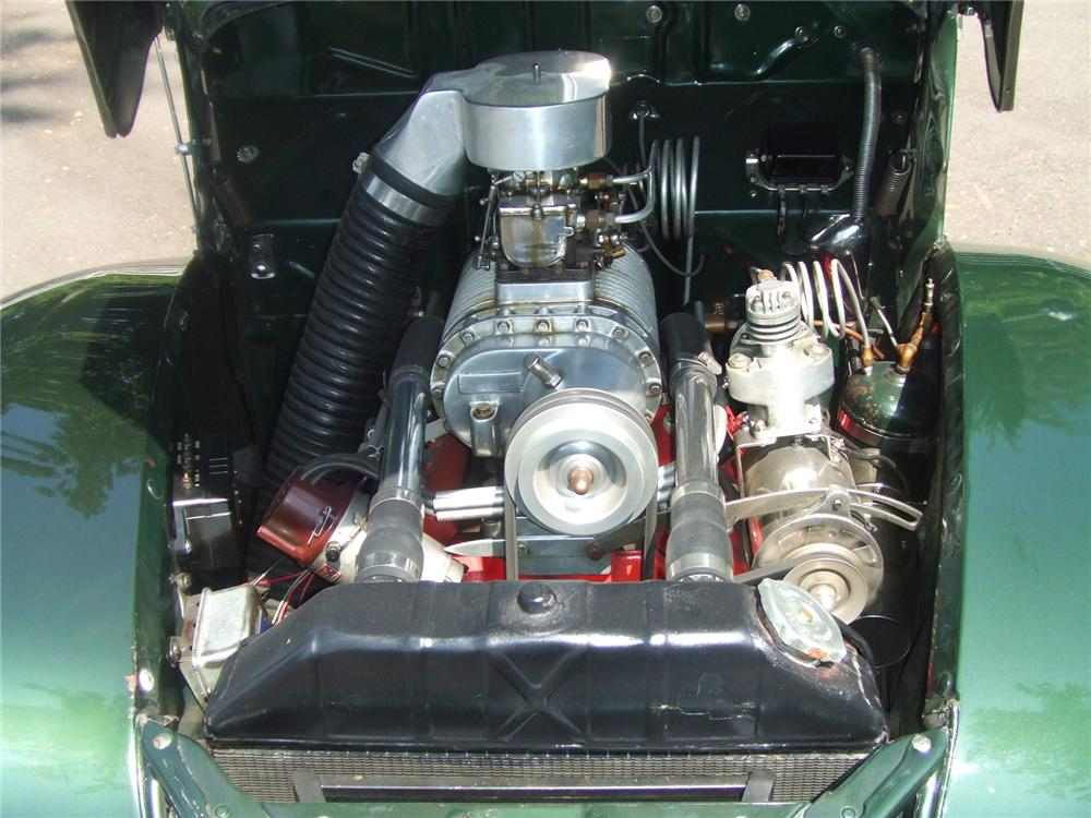 1940 FORD STANDARD COUPE - Engine - 43363