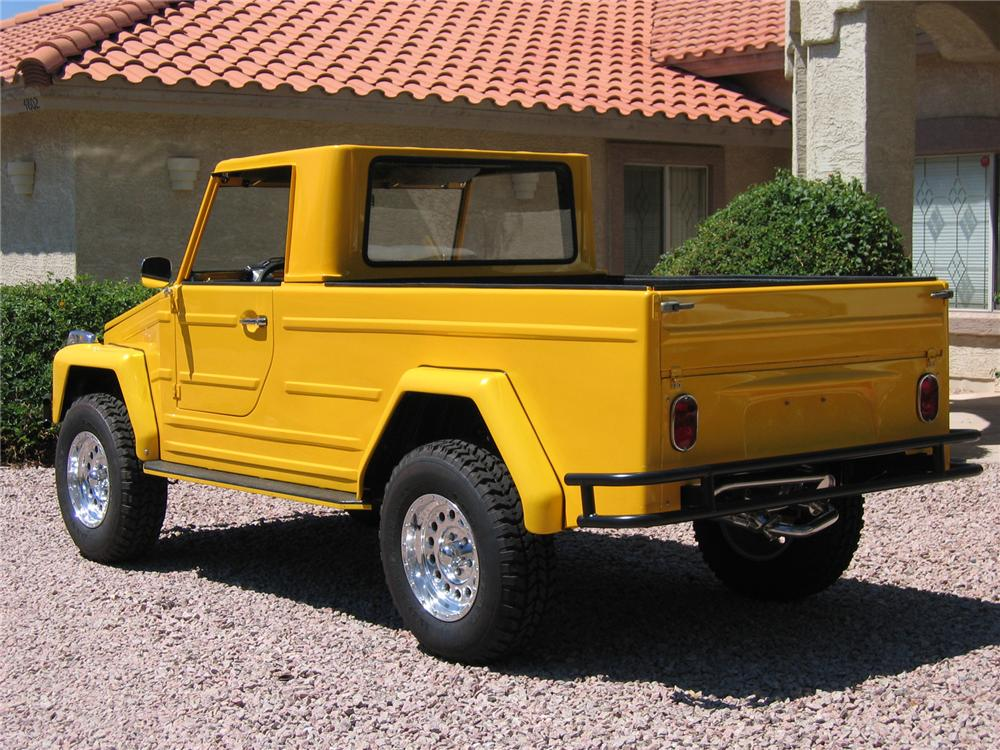 1973 Volkswagen Thing Pickup 43364