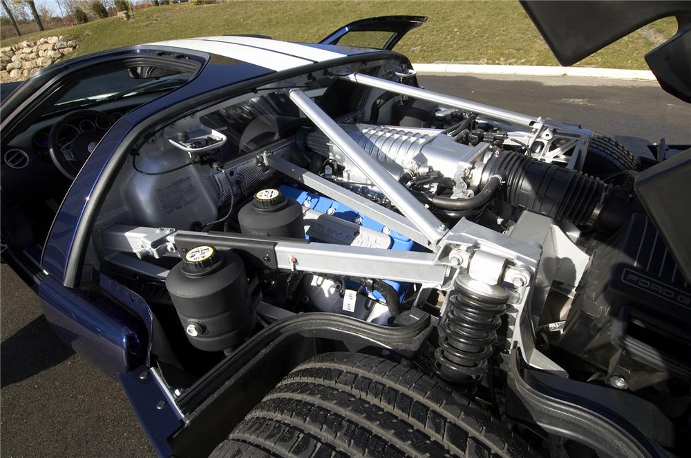 2005 FORD GT COUPE - Engine - 43383