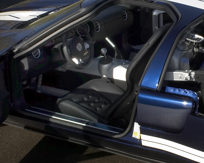 2005 FORD GT COUPE - Interior - 43383