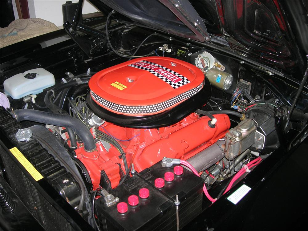1970 PLYMOUTH ROAD RUNNER CONVERTIBLE - Engine - 43388