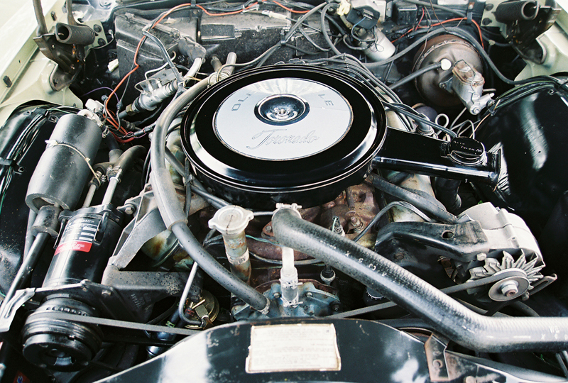 1969 OLDSMOBILE TORONADO 2 DOOR COUPE - Engine - 43424